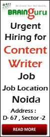 Brainguru Content Writer